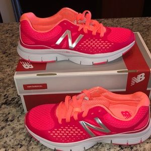 Bright/ Fun New Balance Running Shoes
